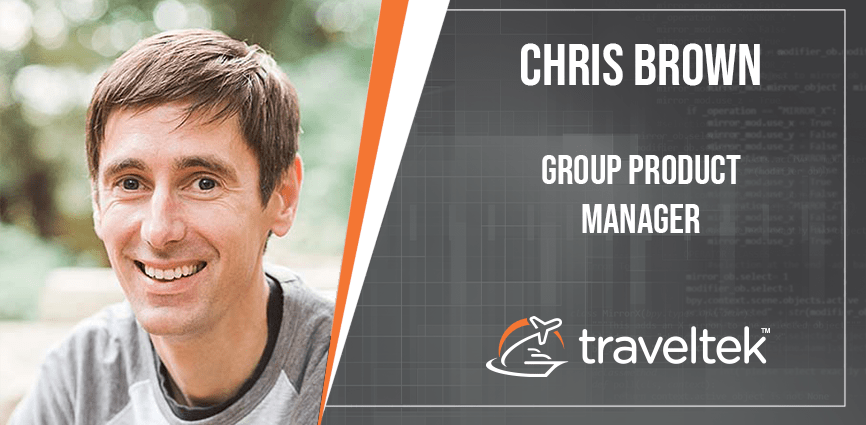 Traveltek appoints industry personality Chris Brown